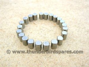 Clutch Centre Rollers,BSA, Single Spring Clutch 1940-1947, 26-0650